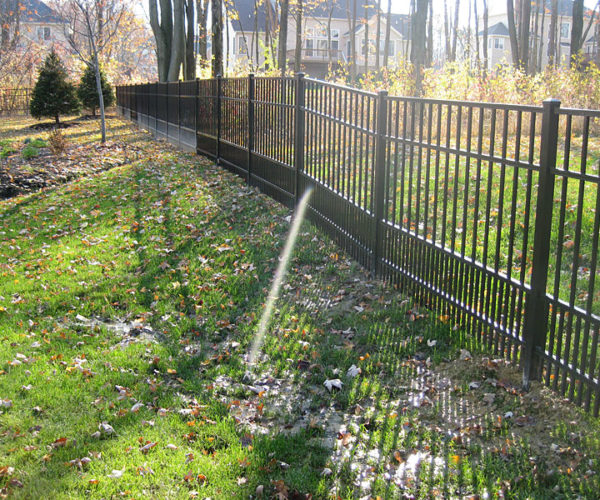 Aluminum Pet Fence