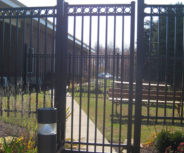 Aluminum Pool Fence gate