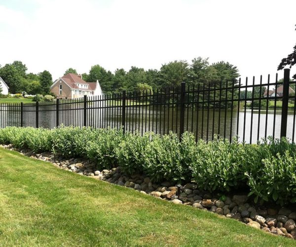 Commercial Grade Aluminum-Fence