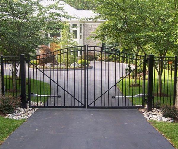 Residential-Aluminum-Swing-Gate-2